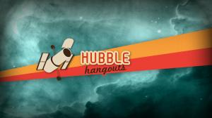 Hubble Hangout Banner