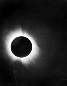 Total solar eclipse of May 29, 1919